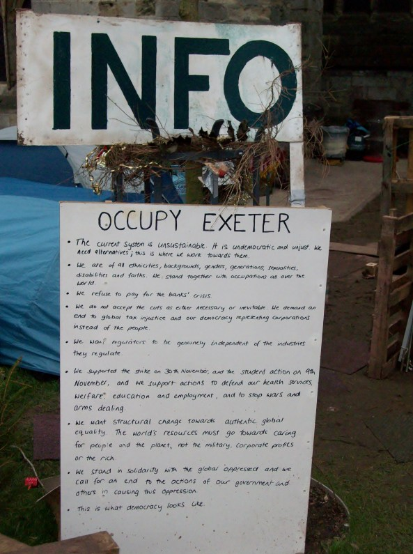 Occupy Exeter